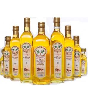 Argan pure pour visage et corps 500 ml